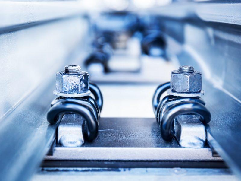 Engineering metal parts